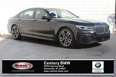New 2020 BMW 750i xDrive Sedan Greenville