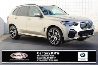 New 2019 BMW X5 xDrive40i SAV for sale in Greenville, SC