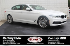 New 2019 BMW 5 Series 530i Sedan Greenville