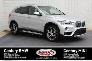 Used 2018 BMW X1 SAV for sale in Greenville, SC