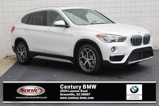 Used 2019 BMW X1 xDrive28i SUV for sale in Greenville, SC