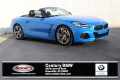 New 2020 BMW Z4 M40i Convertible Greenville
