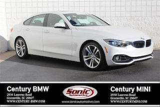 Certified 2019 BMW 4 Series Gran Coupe in Greenville