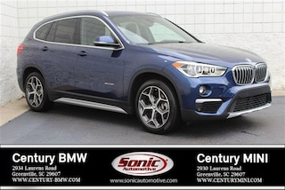 Used 2016 BMW X1 SUV for sale in Greenville, SC