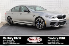New 2019 BMW M5 Competition Sedan Greenville