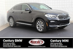 New 2019 BMW X4 xDrive30i Sports Activity Coupe Greenville