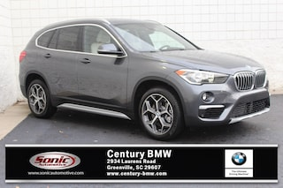 Used 2019 BMW X1 sDrive28i SUV for sale in Greenville, SC
