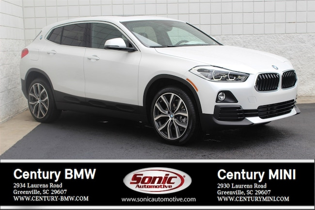 New 2018 BMW X2 xDrive28i Sports Activity Coupe Greenville