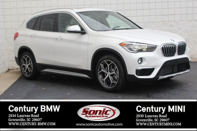 Used 2019 BMW X1 xDrive28i SUV in Greenville