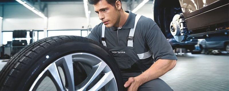 BMW Alignment Service in Greenville