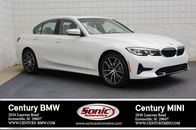 Used 2019 BMW 3 Series 330i Sedan in Greenville