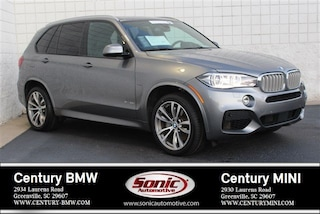 Used 2016 BMW X5 SAV for sale in Greenville, SC