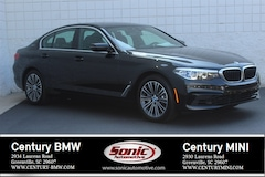 New 2019 BMW 5 Series 530e xDrive iPerformance Sedan Greenville