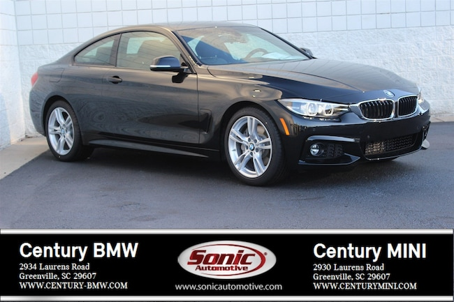 Used 2019 BMW 4 Series 430i Coupe in Greenville