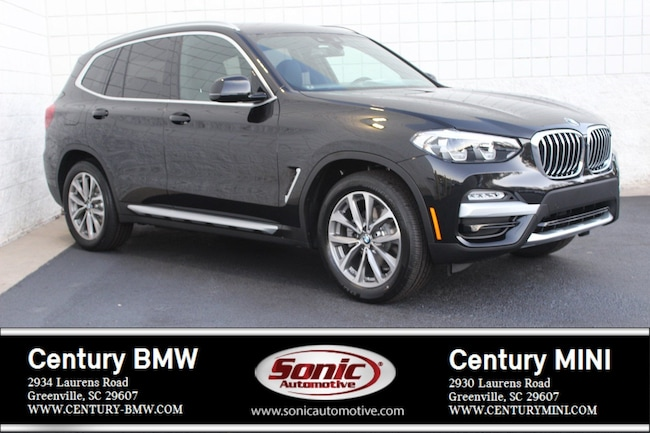 New 2019 BMW X3 sDrive30i SAV Greenville