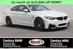 New 2018 BMW M4 Coupe Coupe Greenville