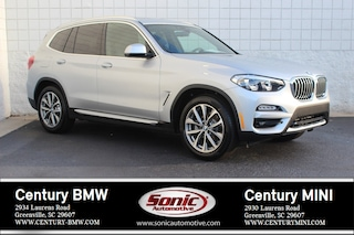 Used 2019 BMW X3 xDrive30i SAV in Greenville