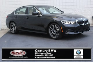 Used 2019 BMW 3 Series 330i Sedan for sale in Greenville, SC