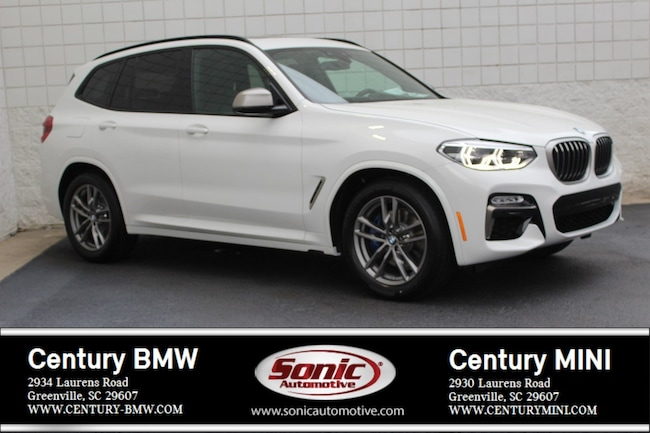 New 2019 BMW X3 M40i SAV Greenville