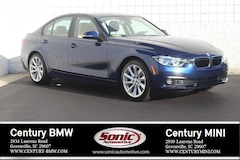 New 2018 BMW 3 Series 320i Sedan Greenville