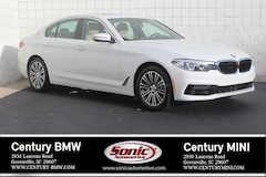 New 2019 BMW 5 Series 530e iPerformance Sedan Greenville
