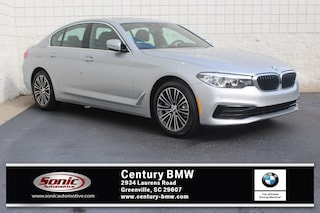 Used 2019 BMW 5 Series Sedan for sale in Greenville, SC