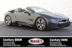 New 2019 BMW i8 Roadster Convertible Greenville