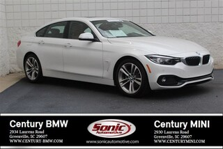Used 2019 BMW 4 Series Gran Coupe in Greenville