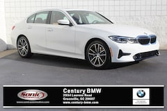 New 2019 BMW 330i 330i Sedan Greenville