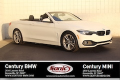 New 2019 BMW 430i Convertible Greenville
