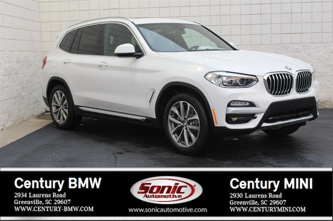 Used 2019 BMW X3 sDrive30i SAV in Greenville