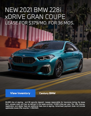 2021 BMW 228i Lease Specials