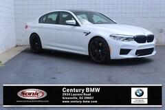 New 2019 BMW M5 Sedan Greenville