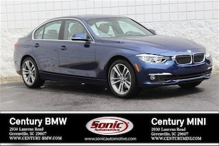 Used 2018 BMW 3 Series Sedan in Greenville