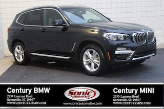 Used 2019 BMW X3 sDrive30i SAV for sale in Greenville, SC