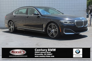 Used 2020 BMW 7 Series Sedan for sale in Greenville, SC