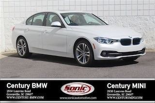 Used 2018 BMW 3 Series iPerformance Sedan in Greenville