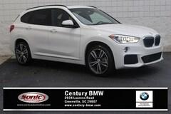 New 2018 BMW X1 xDrive28i SAV Greenville
