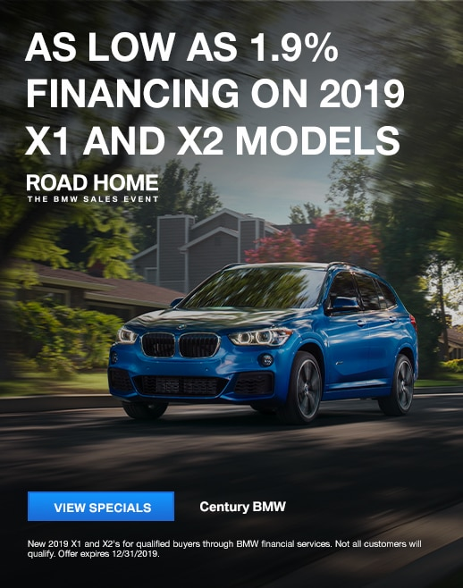 2019 X1 and X2 Finance Special