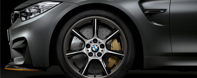 BMW Brake Service in Greenville
