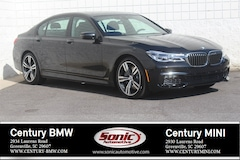 New 2019 BMW 750i Sedan Greenville