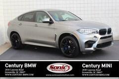 New 2019 BMW X6 M Sports Activity Coupe SAV Greenville
