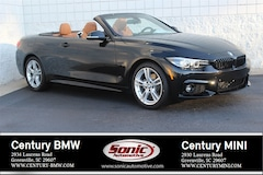 New 2019 BMW 4 Series 430i Convertible Greenville