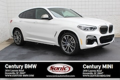 New 2019 BMW X4 M40i Coupe Greenville