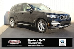 New 2019 BMW X3 xDrive30i SAV Greenville
