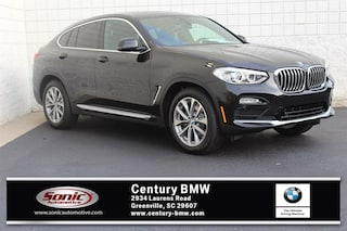 Used 2019 BMW X4 xDrive30i Sports Activity Coupe for sale in Greenville, SC