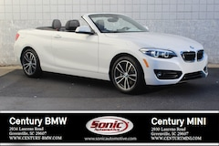 New 2019 BMW 2 Series 230i Convertible Greenville