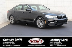 New 2018 BMW 5 Series 530i xDrive Sedan Greenville
