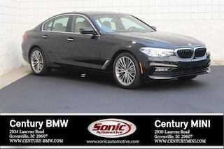 New 2018 BMW 530i xDrive Sedan for sale in Greenville, SC