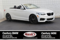New 2018 BMW 2 Series M240i Convertible Greenville